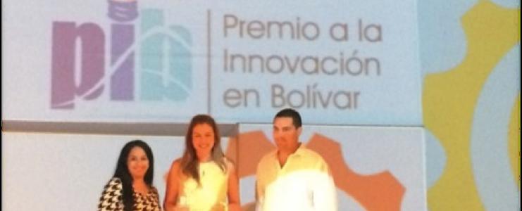 Premio a la innovación de Bolivar