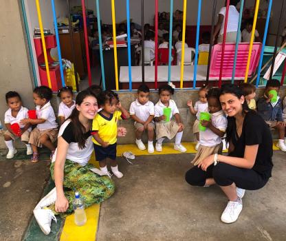 Voluntarias verano 2018